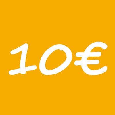 donacion 10 euros
